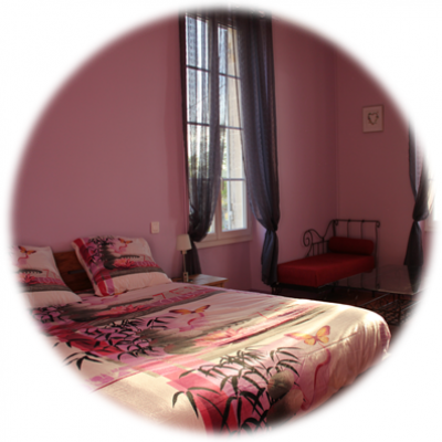 La chambre d'hôte Saintonge